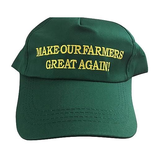 f4cb7d04759 Amazon.com  TrendyLuz Make Our Farmers Great Again Growing America ...