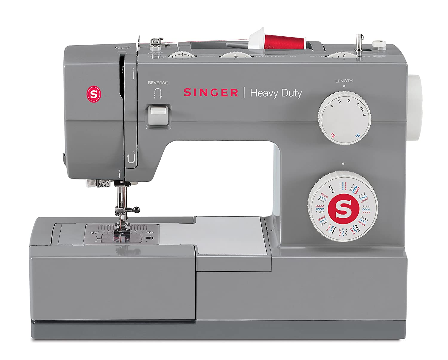 Top 10 Best Heavy Duty Sewing Machine Reviews in 2020 5