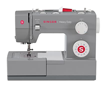 Amazon Singer Heavy Duty 40 Sewing Machine With 40 BuiltIn Best Sewing Machine For Sunbrella Fabric