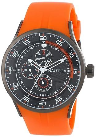 Amazon.com: Nautica Unisex N15651G NST 17 Multi Function Watch: Nautica: Watches