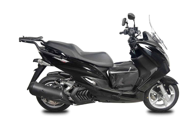 Shad Y0MJ17ST Soporte de Ba/úl para Yamaha Majesty 125 Negro