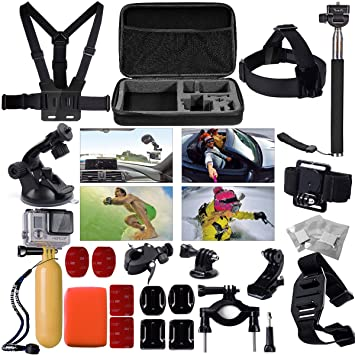 XCSOURCE® ensemble daccessoires support pour Gopro Hero 1 2 3 3+ 4