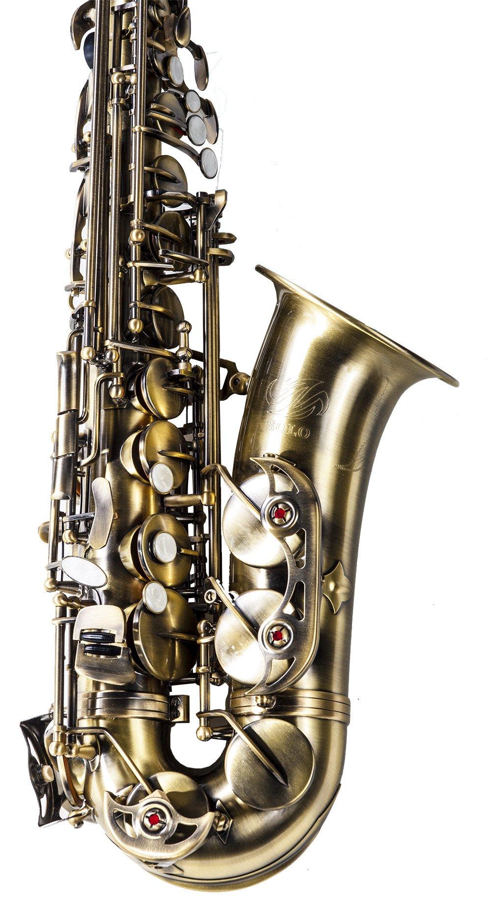 SOLO 35A Alto Saxophone