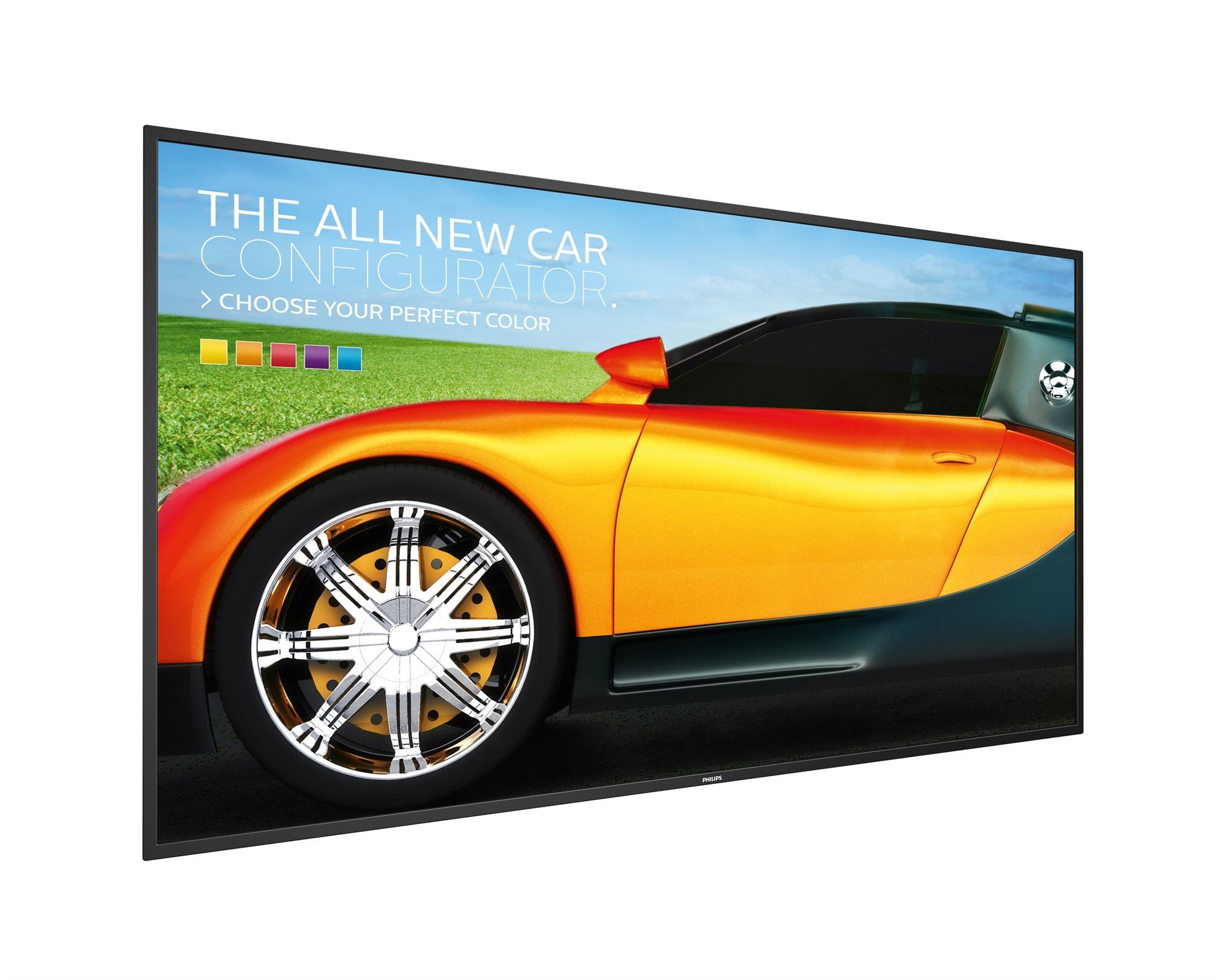 Philips 65BDL3000Q 65 Display Q-Line w/HTML5 browser, 1080p, VA &, 65BDL3000Q_00 (w/HTML5 browser, 1080p, VA & 350cd/mý Direct-LED (Landscape 16/7 - Portrait 12/7))