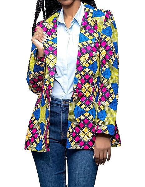 Amazon.com: Vestido de mujer africano Dashiki caftán ...
