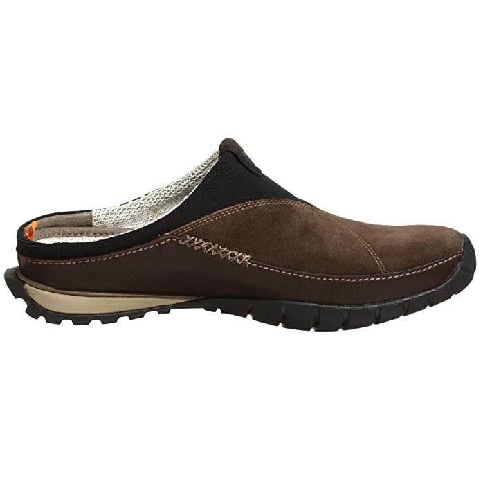 2a0c3c403d Amazon.com   Timberland Men's Power Lounger Clog, Dark Brown, 8 M   Loafers  & Slip-Ons