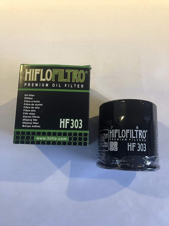 Filtre à huile Hiflo hf303 HONDA vtr 1000 F 1999