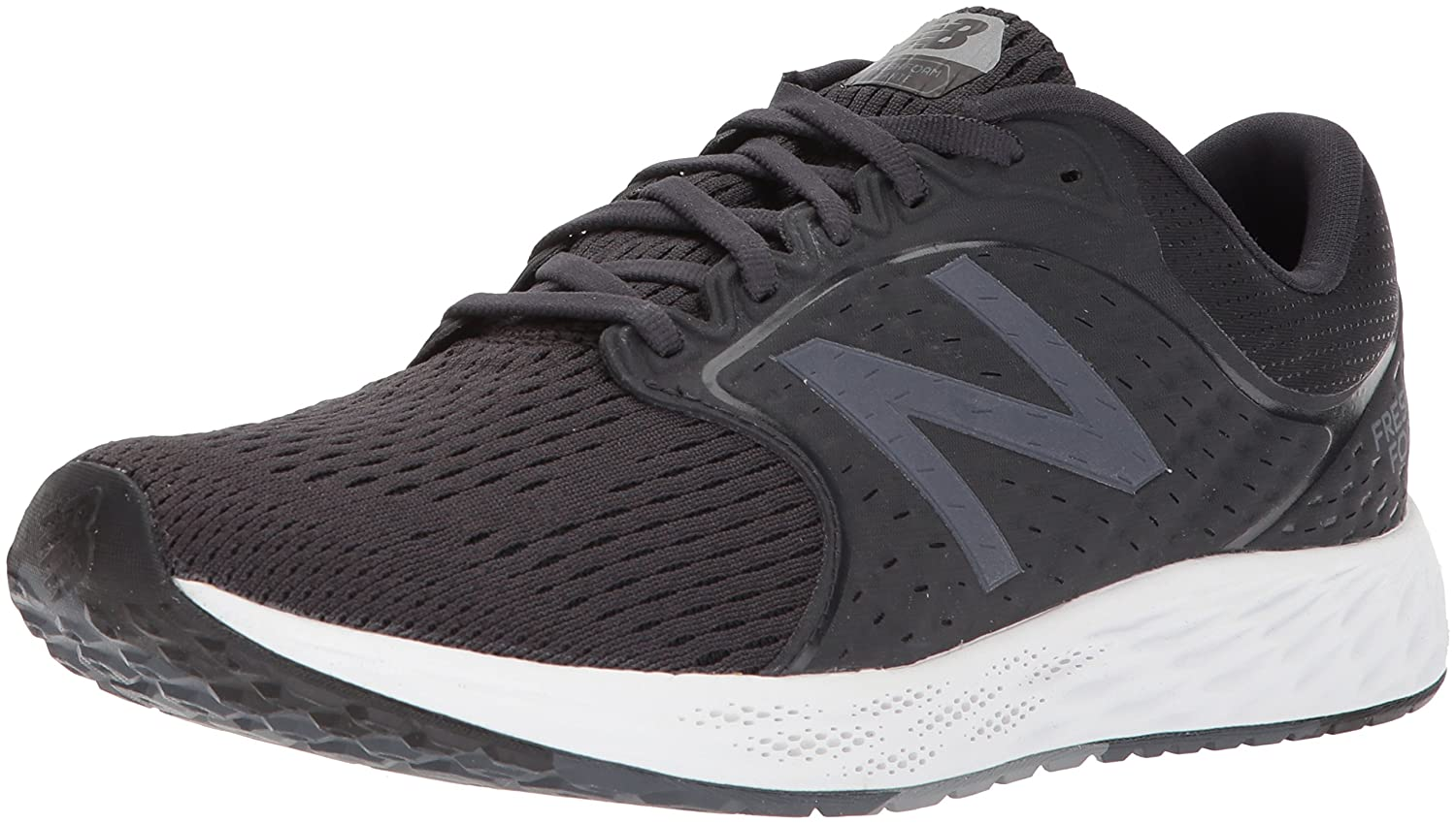 New Balance Men's Zante V4 Running Shoe B06XSD3911 9 2E US|Black