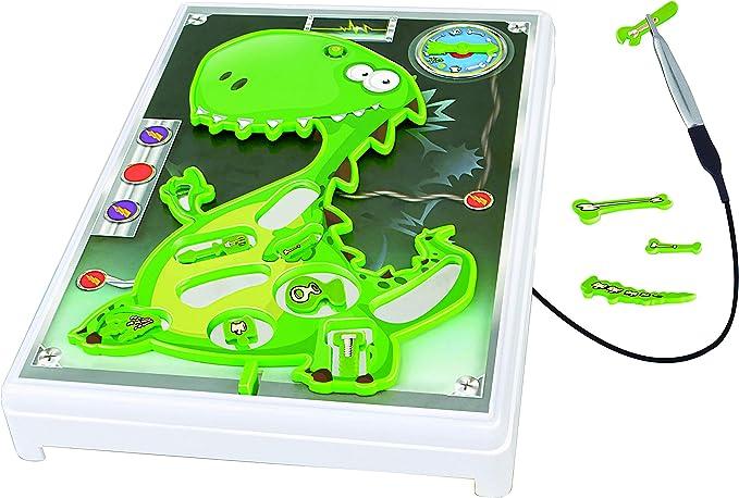 Neo Toys Operación Dinosaurio Juego de Tablero y dirección, 5011, Multicolor: Amazon.es: Juguetes y juegos