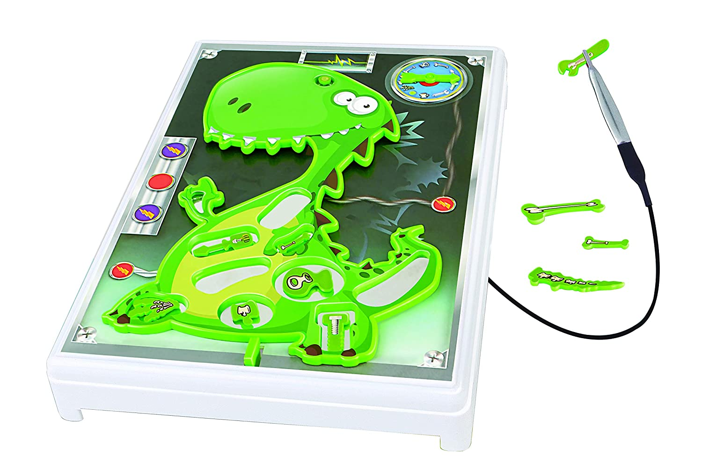 Neo Toys 5011 オペレーション恐竜ボードゲームとアドレス、マルチカラー B07K565QZD