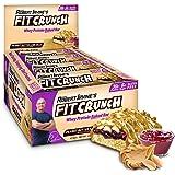 FITCRUNCH Protein Bars, Designed by Robert Irvine, Protein Bar, Gluten Free, Award Winning Taste, Whey Protein Isolate…