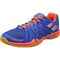 Babolat Chaussures de Badminton Shadow Team Homme 30s1805 298 Bleu/Orange