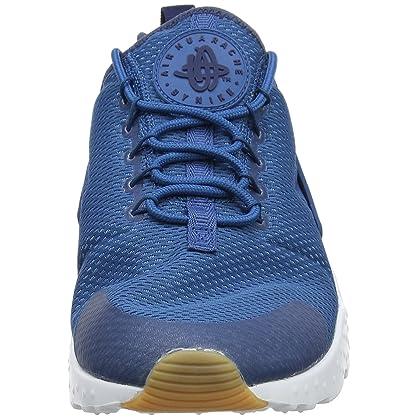 230fbc4ce4a31 Nike Women s Air Huarache Run Ultra Industrial Blue Midnight Navy ...