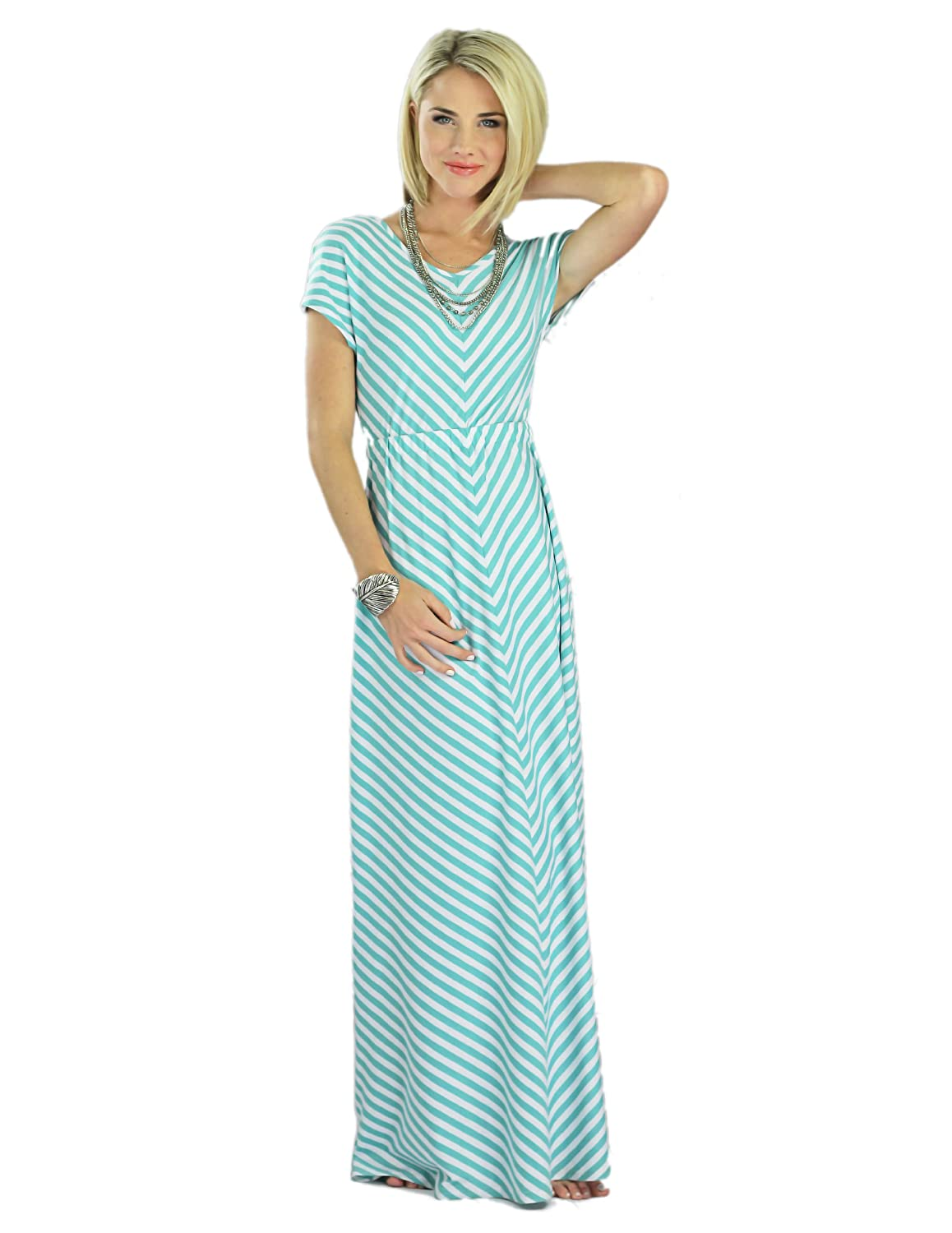Maxi Dress Sleeves