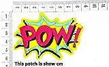 POW! Super Power Joke Funny Words Cartoon Chidren