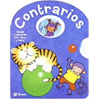 Contrarios: ¡Juega y aprende con Tigre y Mico! (Castellano - A Partir De 0 Años - Manipulativos (Libros Para Tocar Y…