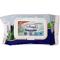 NuFresh Anti-Bacterial Wipes, 60ct