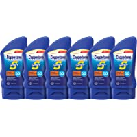 6-Pack Coppertone SPORT Sunscreen Lotion SPF 50 Travel Size