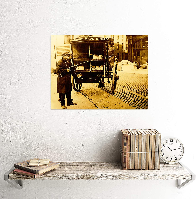 Wee Blue Coo Vintage Photo War Irish Civil Bread Wagon Partisan ...