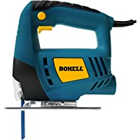 Bohell 1 Sierra De Calar para Bricolaje para Madera, Acero Y Aluminio, 400 W