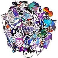 EKKONG Klistermärken, 100 stycken anime-klistermärken, vattentäta vinyl dekorativa dekaler för bil motorcyklar cykel…
