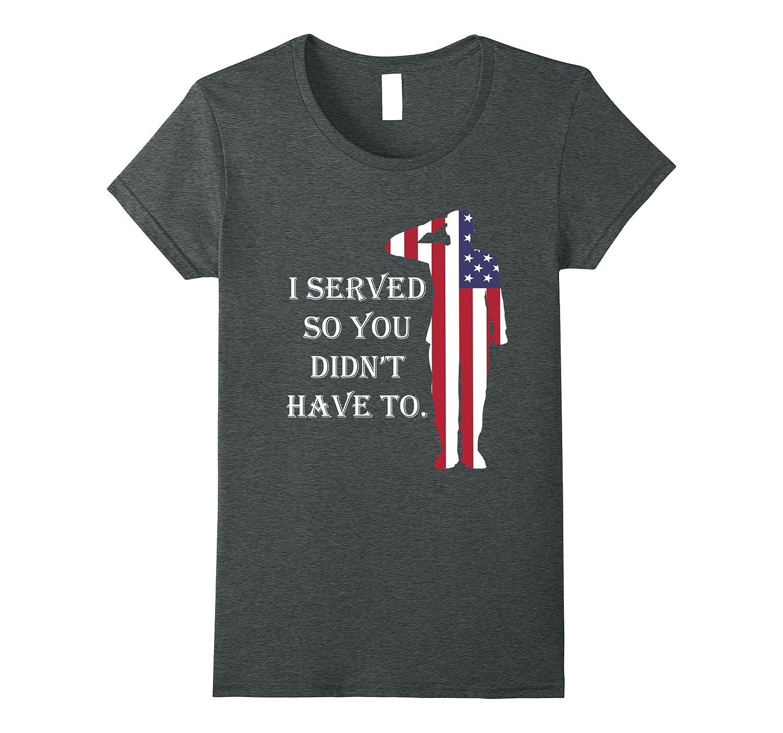 Veteran Military Freedom Gift Shirt July Fourth 4th