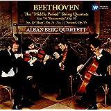 Beethoven: String quartets 7-11