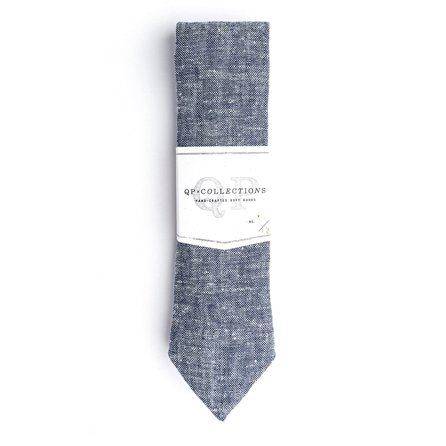 Chambray Necktie