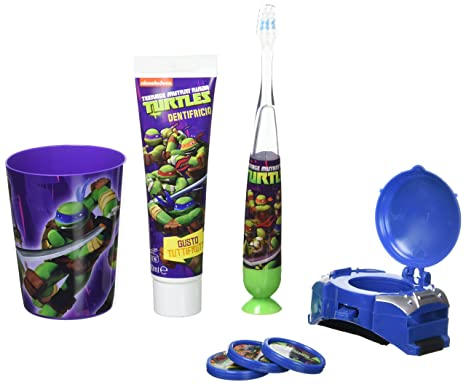 Mr White Jr - Caja de regalo con cepillo de dientes, diseño ...