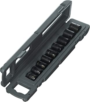 Craftsman 915881 9-Pcs. Easy-to-Read Impact Socket Set