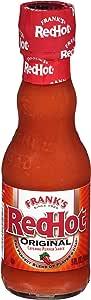 Frank's RedHot Original Cayenne Pepper Hot Wing Sauce, 5 Fl Oz,