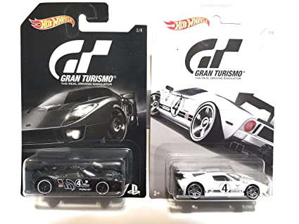 Image Unavailable Image Not Available For Color Hot Wheels Gran Turismo Ford Gt