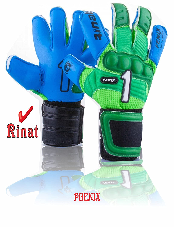 Rinat Fenix Pro。(グリーンサイズ8 ) no指サポート B00PLUO1JK