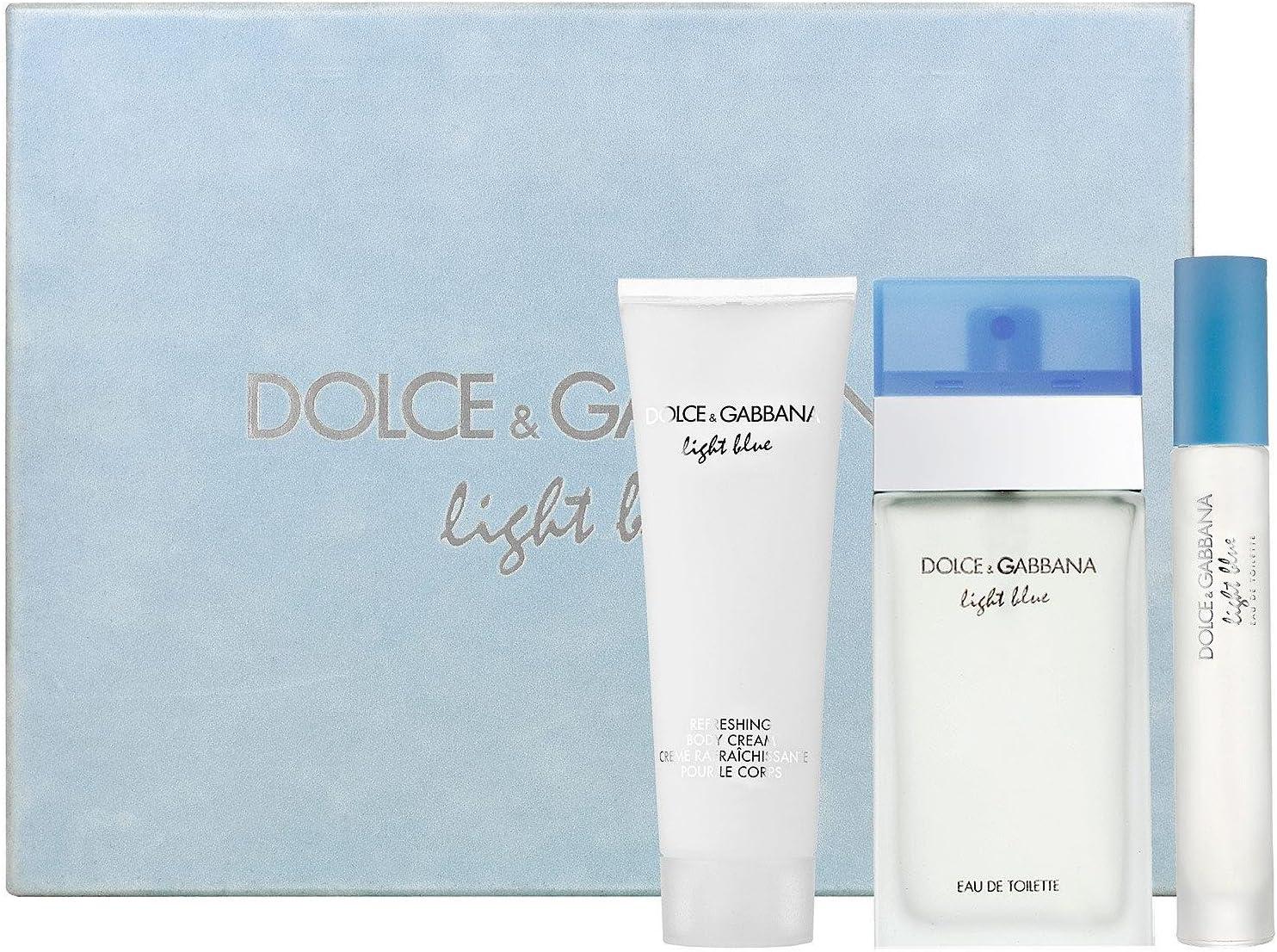 Light blue lote 3 pz: Amazon.es: Belleza