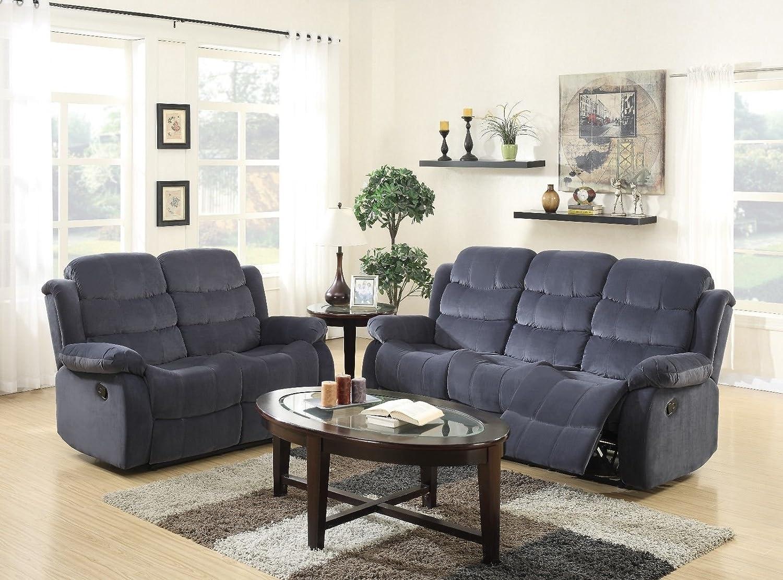 Amazon Com Gtu Furniture Beige Chocolate Black Gray Short Plush