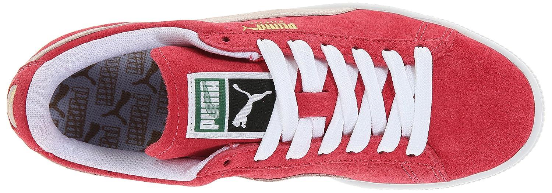 PUMA Women's Suede 7.5 Classic Sneaker B00LUKCLW4 7.5 Suede M US|Geranium f798ef