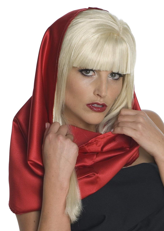 Lady Gaga Scarf (accesorio de disfraz): Amazon.es: Juguetes y juegos