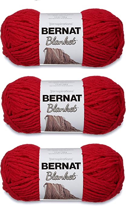 Spinrite 161200-555 Blanket Yarn-Fall Leaves 3Pk