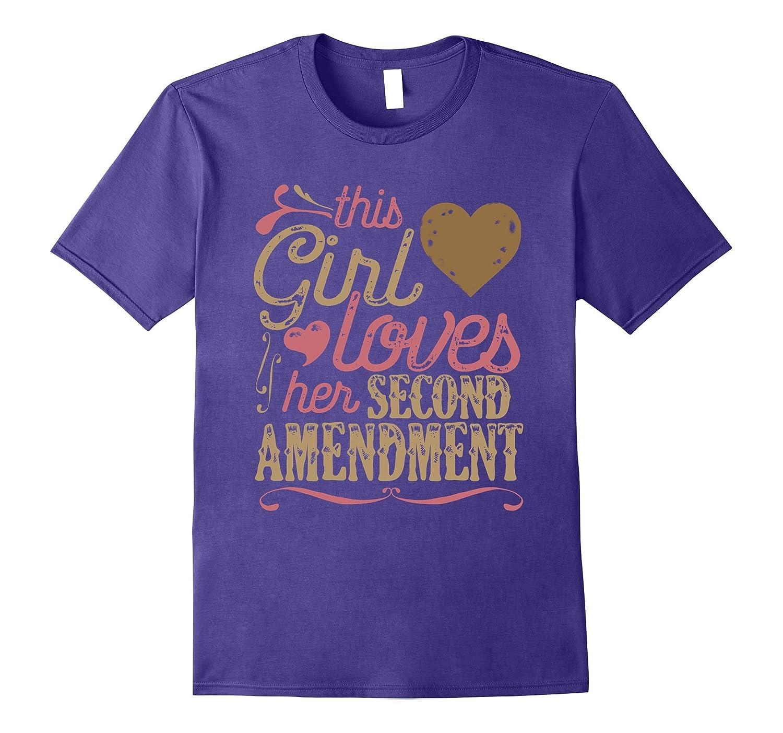 Second Amendment Shirt Tshirt Gift Tee 2nd Patriot Gun Right-FL