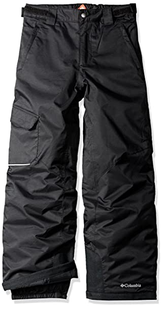 Columbia Youth Bugaboo Pants, XX-Small, Black