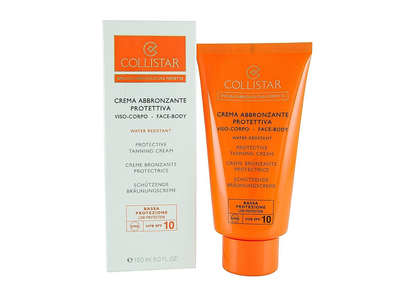 Collistar Crema Abbronzante Protective 10 Spf - 150 ml Collistar Italy COLCOSCK26025