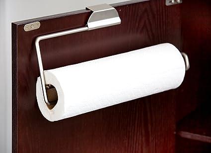 Gentil Home Basics Over The Cabinet Paper Towel Holder