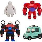 Amazon Com Big Hero 6 Minimax 8 Inch Feature Figure Toys Games