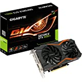 Gigabyte Geforce GTX 1050Ti G1Gaming  4GB Graphic Card Black, Boost Clock 1506 MHz , GV-N105TG1GAMING-4GD