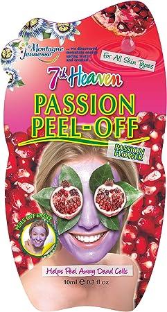 Montagne Jeunesse Mascarilla Peel-Off Anti Puntos Negros Passion Pulpa de Granada - 10 ml