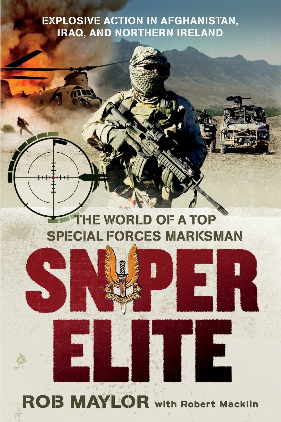 Sniper Elite: The World of a Top Special Forces Marksman pdf