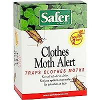 Safer Brand 07270 Clothes Moth Alert Trap