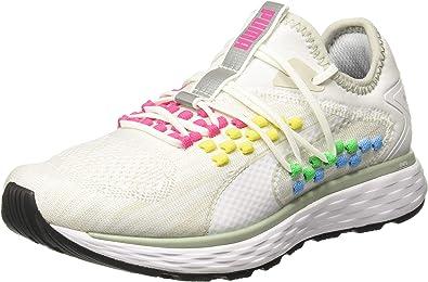 Puma Speed 600 FUSEFIT Heat Map Wns, Zapatillas de Running para Mujer, Blanco White, 37.5 EU: Amazon.es: Zapatos y complementos