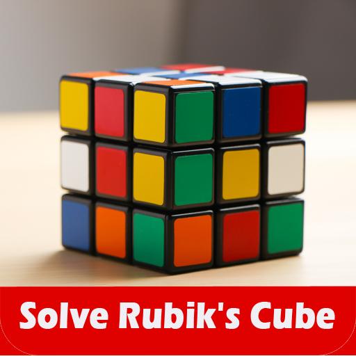 sathish BC Rubiks Cube Guide product image