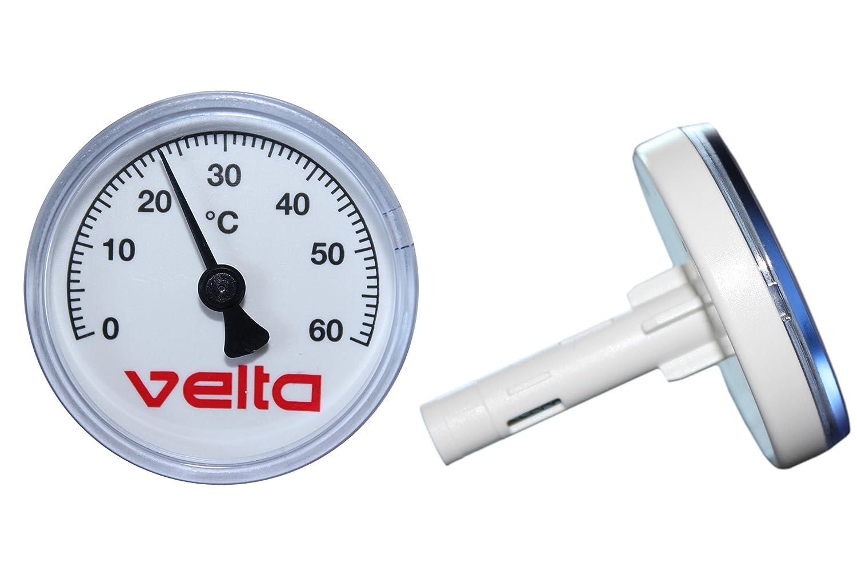 VELTA Thermomè tre pour en plastique distributeur Compact KPV, 1005097